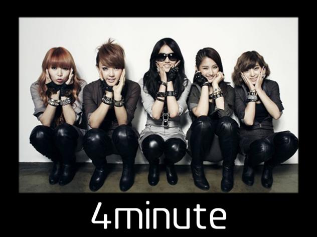 4minute Kprofiles Leader, lead dancer, and lead vocalist education. kprofiles wordpress com